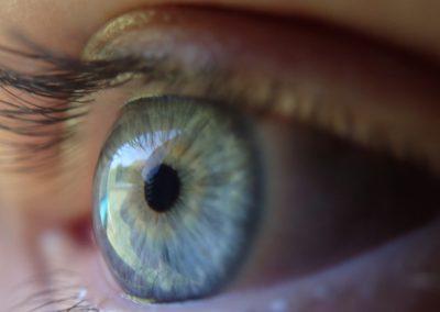 We onderzoeken uw ogen